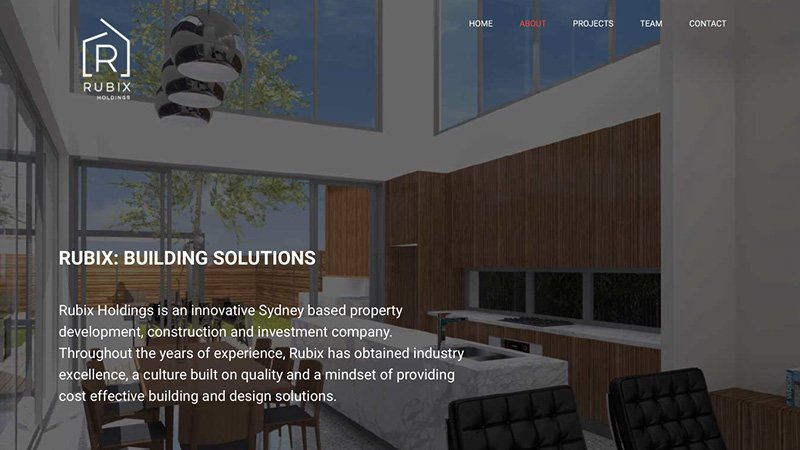 Sydney Website Designer | Boutique Website | Property Web Design