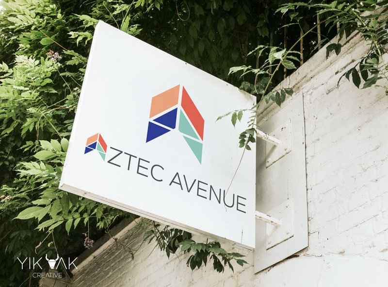 Fashion Logo Design | Aztec Avenue | Brisbane
