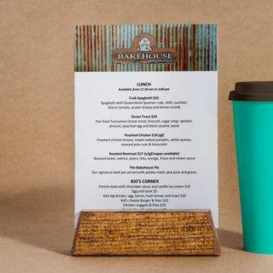 Cafe Web Design | How to design a website | Menu Template | Editable | Bakery Web Designer | Web Design | Sydney | Kellyville | Hills District | Logo | Marketing | Graphic Designer | Bakehouse Menu