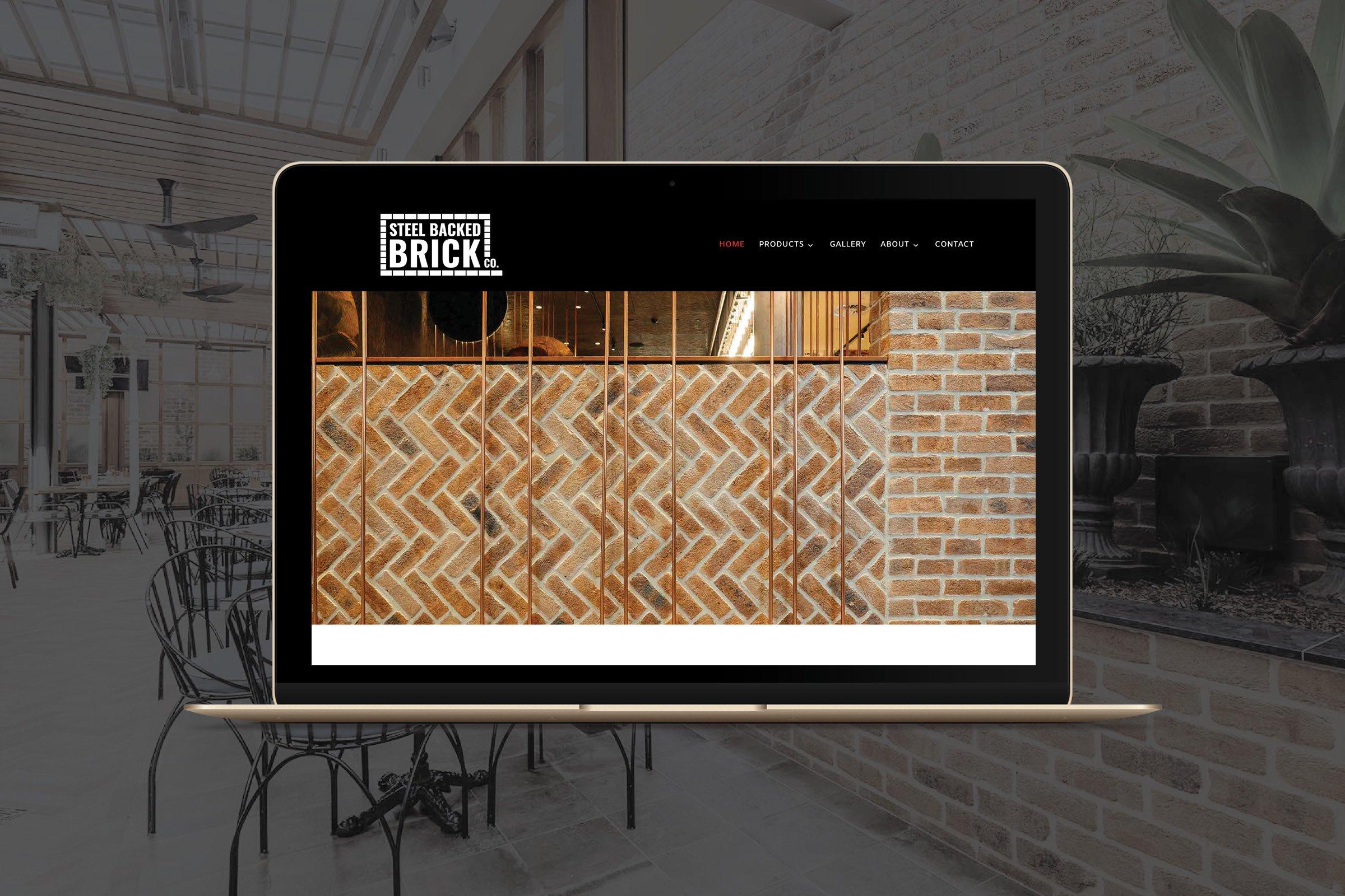 Yik Yak Creative | Steel Backed Brick | Logo | Website Design Company | Sydney | Hills District | Riverstone | Hornsby | North Shore | Best Web Design Reviews | SEO