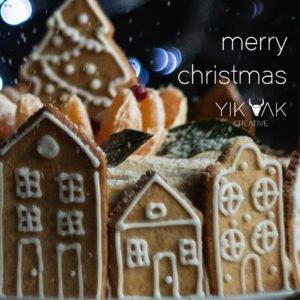 Yik Yak Creative | Gingerbread House | Design | Graphic Design | Web Design | Website | Christmas | Card Design | Berowra | Dural | Glenhaven