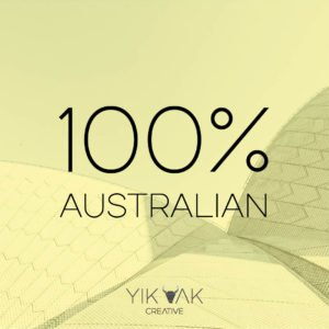 Yik Yak Creative | Australia Day 2019 | Local Business Web Design | Australian | Outsource | Designer Near Me