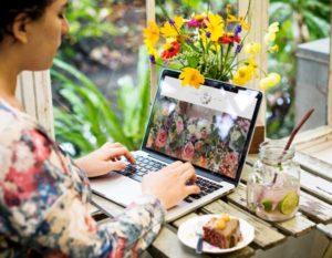 Yik Yak Creative   Bella Fiore   Florist   Logo Design   Web   Design   Kellyville   Award Winning   Hills District Sydney   Mobile Optimised