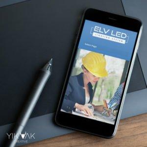 ELV LED Lighting | Mobile | Website | Construction | Architect | Trade | Web Design | Sydney | SEO Copywriting | Copywriter