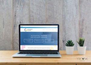 Mackinder Bourne Accountants   WordPress Website Developer   Web Design   Developer   SEO   Richmond   Sydney