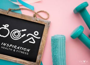 Inspiration Health and Fitness Logo Design | Brand Designer | Sydney | Castle Hill | Gym | Beauty | Wellness | Revamp | Relaunch | Illustration