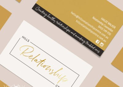 Custom Business Stationery Design Sydney