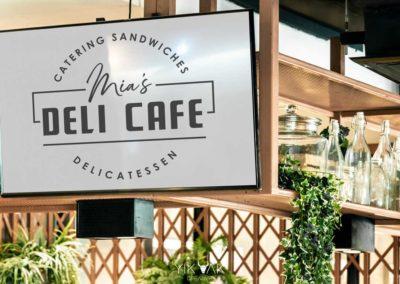 Sydney Cafe Logo Designer