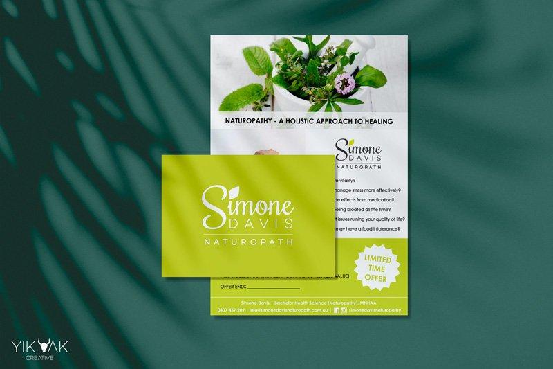 Health Logo Designer Rouse Hill | Sydney Graphic Design | Website | Web Design | Hills District | SEO | Search Engine Optimisation | Health Blog | Naturopath Business Card | Stationery Design