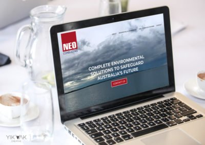 Web Design Services Western Sydney