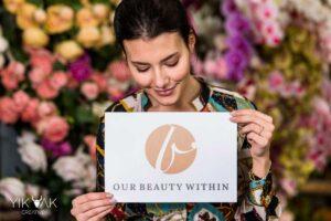 Beautician Logo Design Idea | Branding Inspiration | Salon | Luxury | Therapist | Beauty | Massage | Spa | Sydney | Monogram | Symbol | Lettering | Counsellor