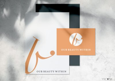 Beautician Logo Design Idea