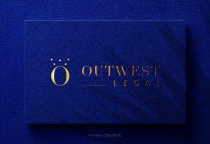 Sydney Law Firm Logo Designer | Upmarket | Crown | Gold | Monogram | Minimalist | Corporate | Solicitor Web Design | Conveyancer Logo | Penrith | Blacktown